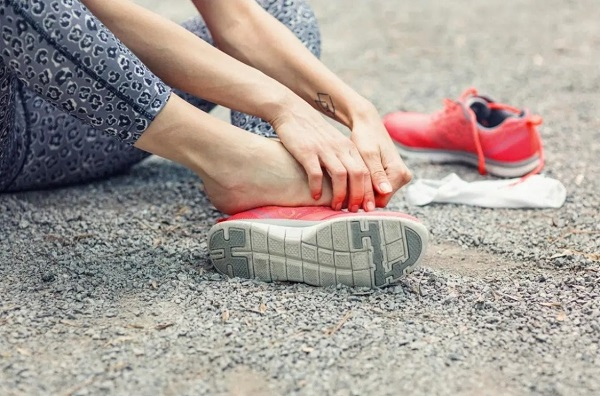 90% of all foot ailments are caused or made worse by shoes.