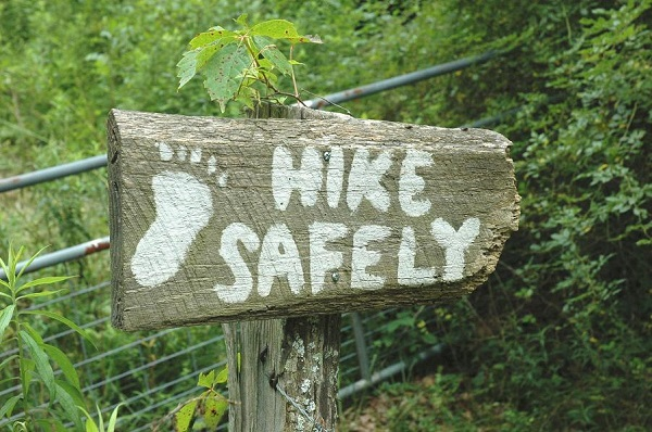Barefoot hiking is safe, fun, and kind to the earth.